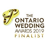 Ontario Wedding Awards 2019